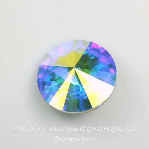 1122 Rivoli Ювелирные стразы Сваровски Crystal AB (12 мм)