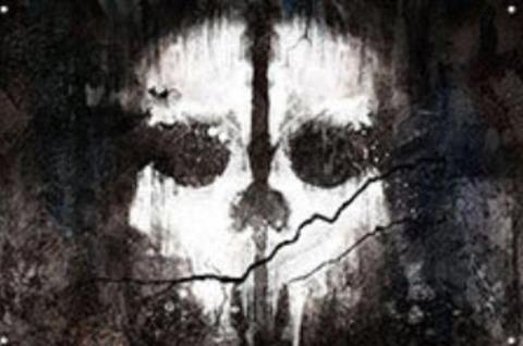 Металический постер