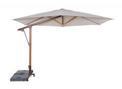 Зонт круглый Doppler Panda matic 320