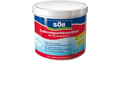 FadenalgenVernichter 0,5 кг - Средство против нитевидных водорослей