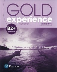 Gold Experience 2ed B2+ WB