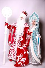Дед Мороз и Снегурочка (комплект Ред 1)