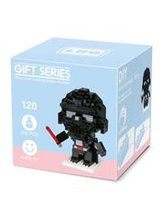 Конструктор Wisehawk & LNO Дарт Вейдер 305 деталей NO. 120 Darth Vader Gift Series