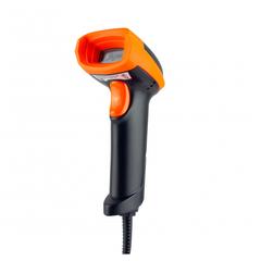 Сканер штрих кода 2D МойPOS MSC-6607C2D (проводной, USB), оранжевый