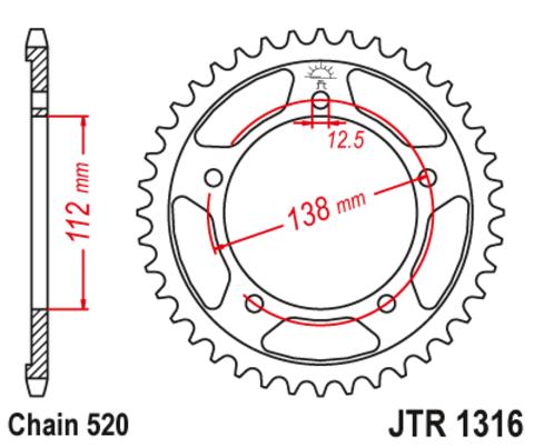 JTR1316