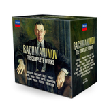 Sergei Rachmaninoff / Rachmaninov: The Complete Works (32CD)