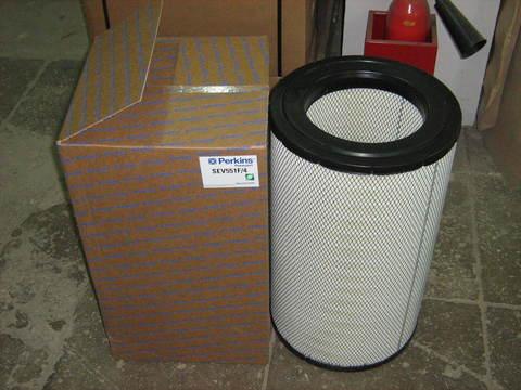 Фильтр воздушный, элемент / AIR FILTER ELEMENT АРТ: 10000-51240
