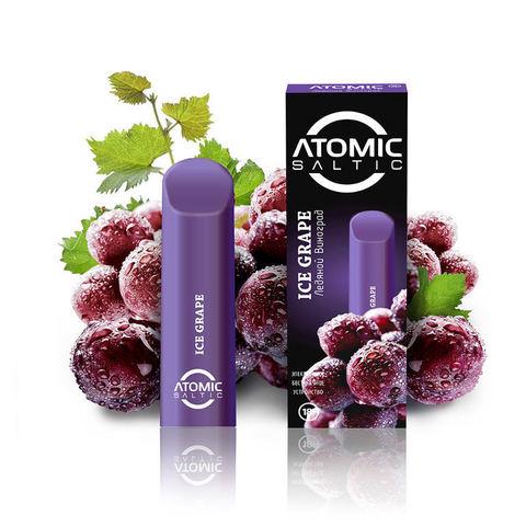 ATOMIC SALTIC - Ice Grape 2,0 %