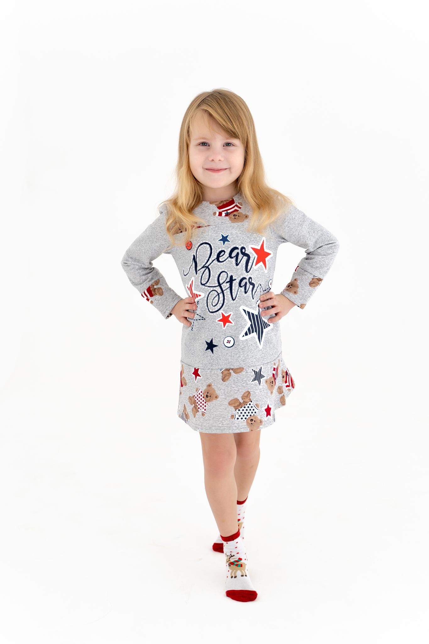 Платье Пуговка