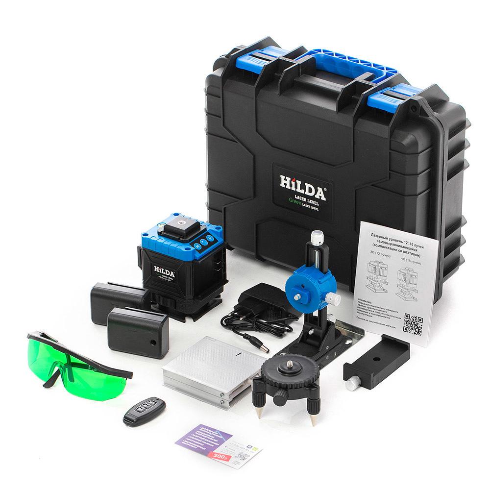 Лазерный уровень HiLDA Лазерный уровень 360 HiLDA PROLaser 3D зеленый луч(нижний горизонт) Ali2_3d.jpg