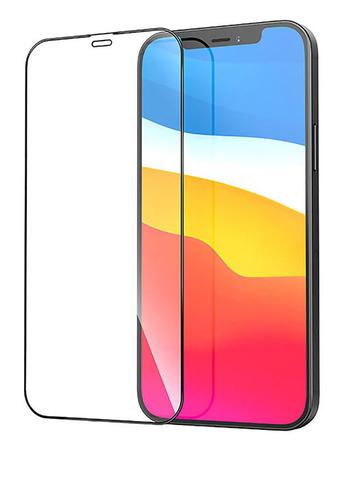 Стекло защитное S4 ESD iPhone 13 Mini /black/