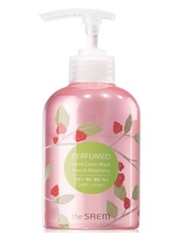 Perfumed Hand Clean Wash [French Raspberry]