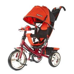 Велосипед Moby Kids Comfort 950D12/10 Red