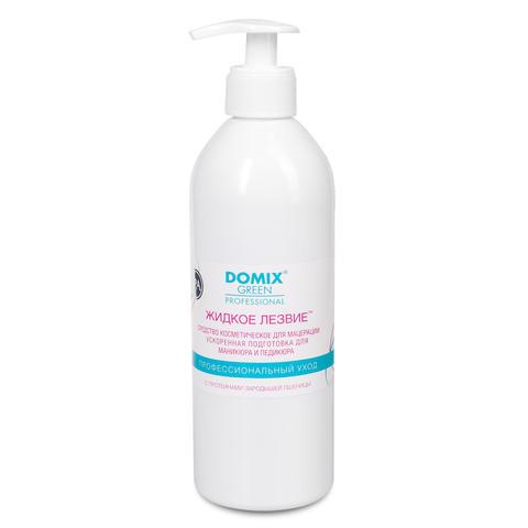 Жидкое лезвие для ванночек DOMIX 500мл.