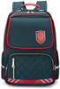 Рюкзак школьный Qix 875 Темно-синий + Пенал