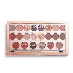 Палетка теней Makeup Revolution Dana Altuwarish Eyeshadow Palette