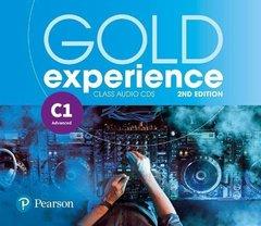 Gold Experience 2ed C1 Class CD