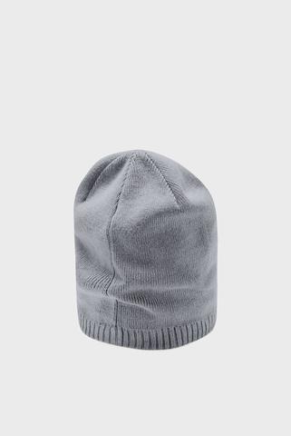 Мужская серая шапка UA Microthread Slouch Beanie Under Armour