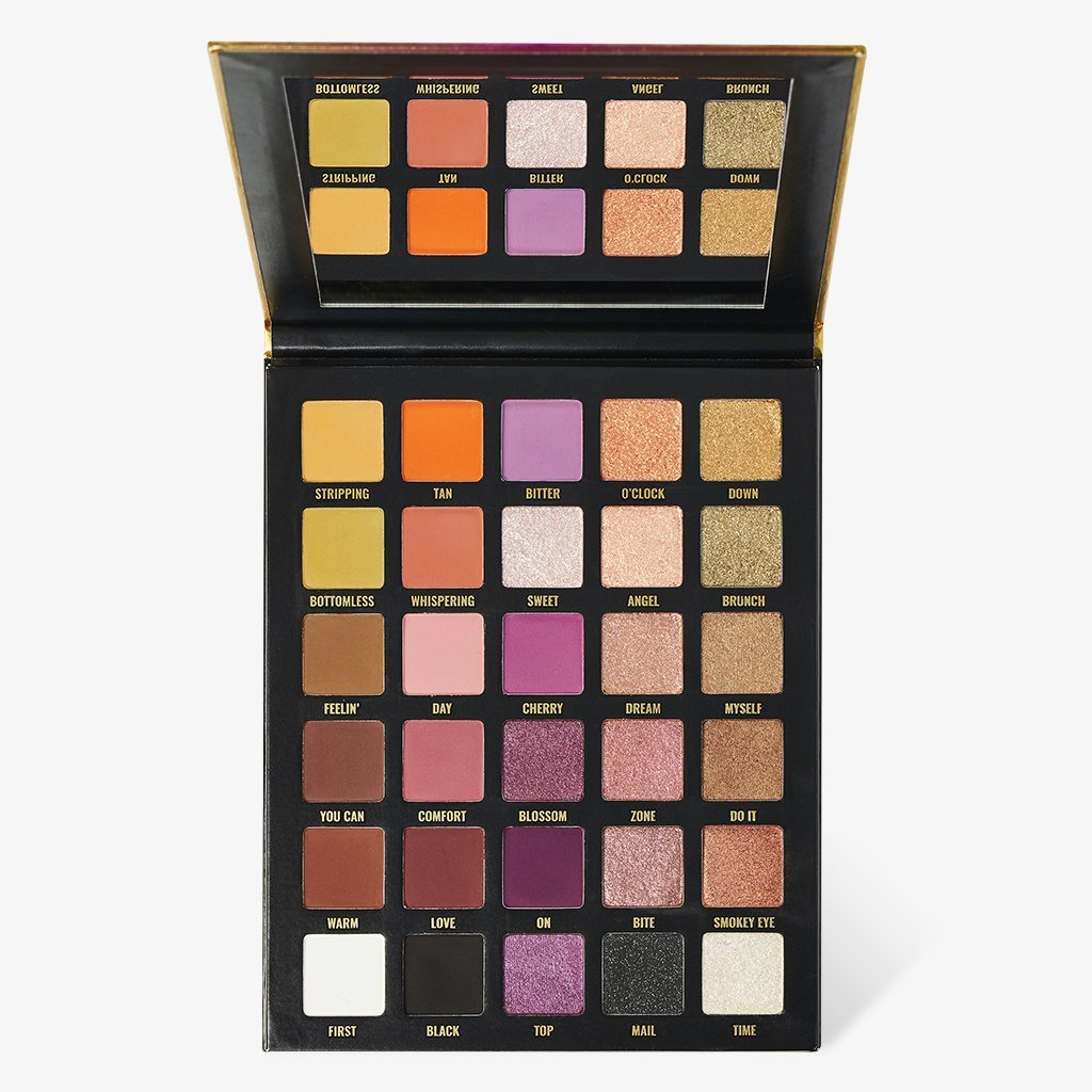 Sample Beauty The Equalizer II Palette