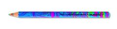 Утолщенный карандаш с многоцветным грифелем MAGIC, сочетание цветов TROPICAL