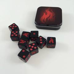 Iconic Dice Fire