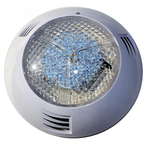 Подводный накладной светильник TLBP-Led252, LED RGB, ABS-пластик, 18Вт POOLKING