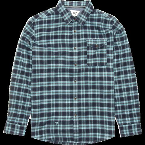 Рубашка VISSLA Central Coast Flannel