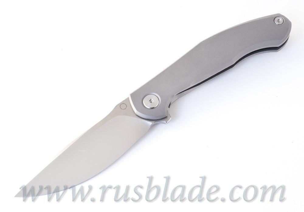 CKF MKAD Meta knife (M390, Ti)