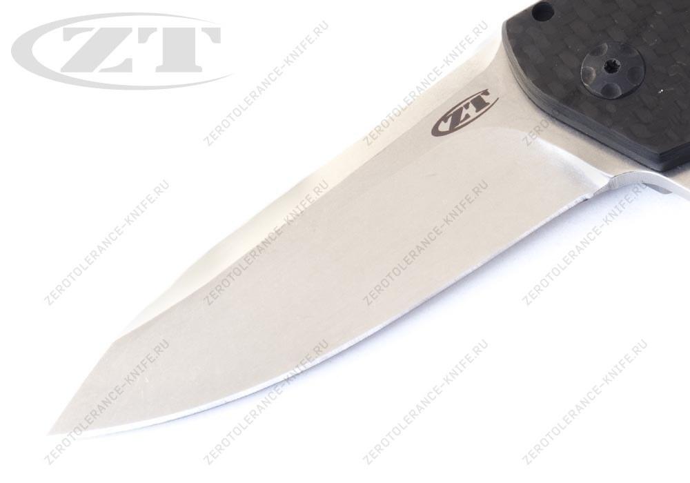 Нож Zero Tolerance 0801CF Rexford - фотография