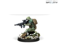 Strelok (вооружен Marksman Rifle T2)