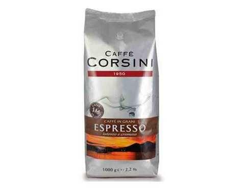 Кофе в зернах Caffe Corsini Espresso Intenso Cremoso, 1 кг