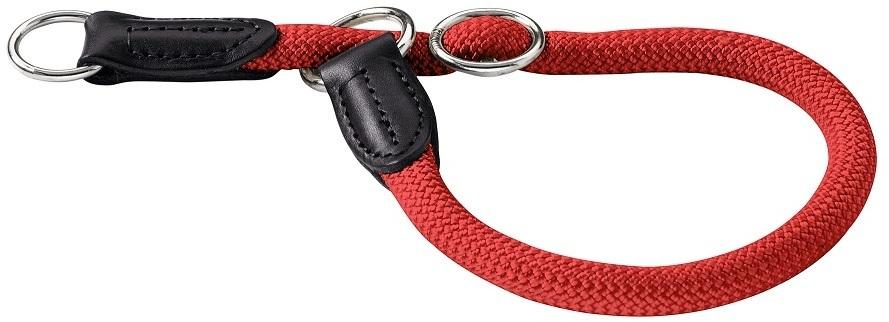 Ошейники Ошейник-удавка для собак Hunter Freestyle 35/8, круглый, нейлон, красный 62610.jpg