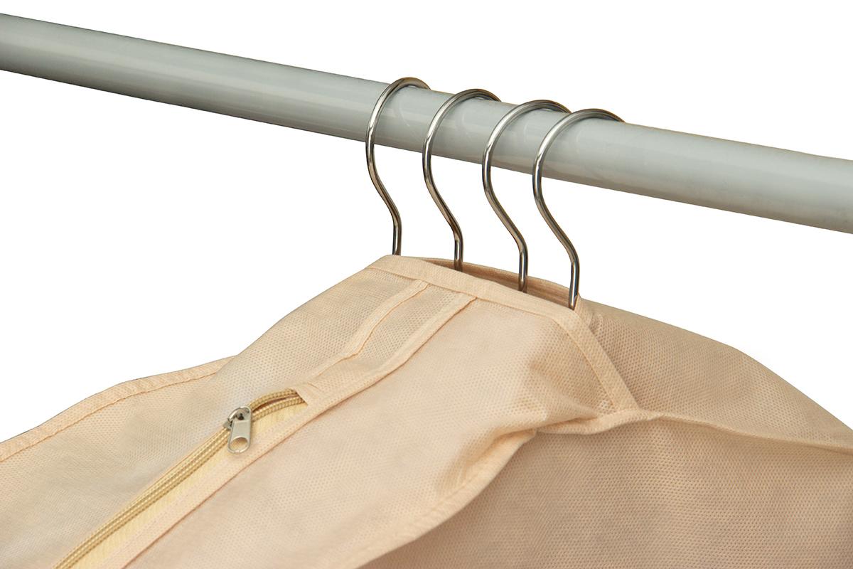 Чехол для одежды двойной длинный 130х60х20 см, Каир