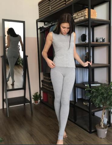 Майка для йоги женская Sarasvati
