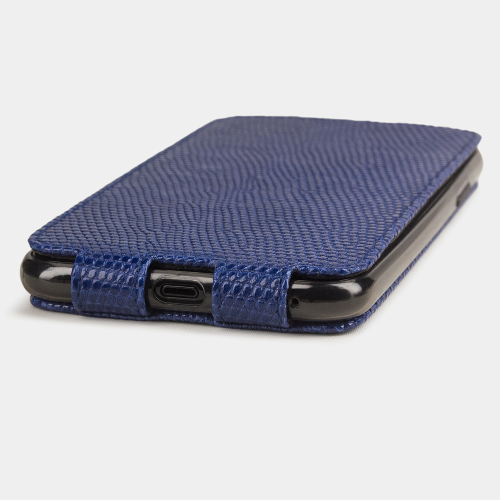 Case for iPhone 11 Pro - lizard blue