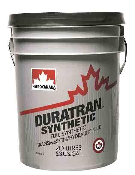 DTRANSYP20 трансмиссионное масло для внедорожной техники DURATRAN SYNTHETIC