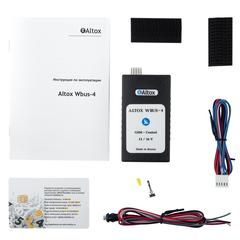 GSM модуль Altox WBUS-4 6