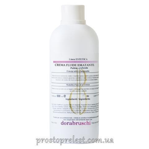 Dorabruschi estetica crema fluida tonificante idratante - Защитный увлажняющий крем для чувствительной кожи, линия Estetica viso