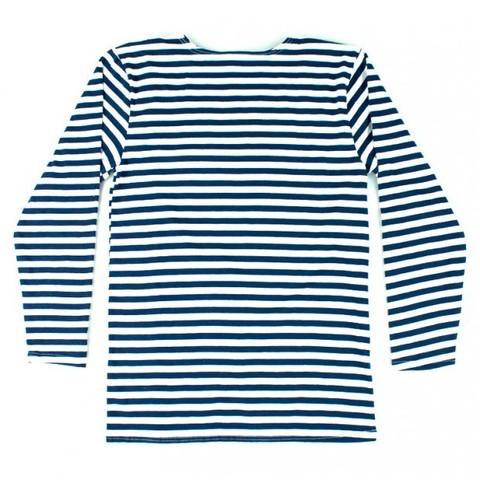 Тельняшка детская для пирата (темно-синяя полоса)