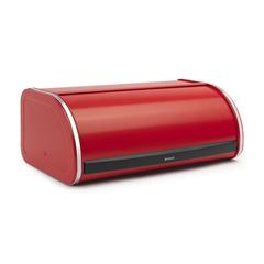 Хлебница со сдвигающейся крышкой, Пламенно-красный