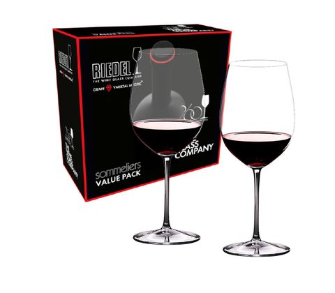Набор из 2-х бокалов для вина Bordeaux Grand Cru 860 мл, артикул 2440/00. Серия Sommeliers Value Pack