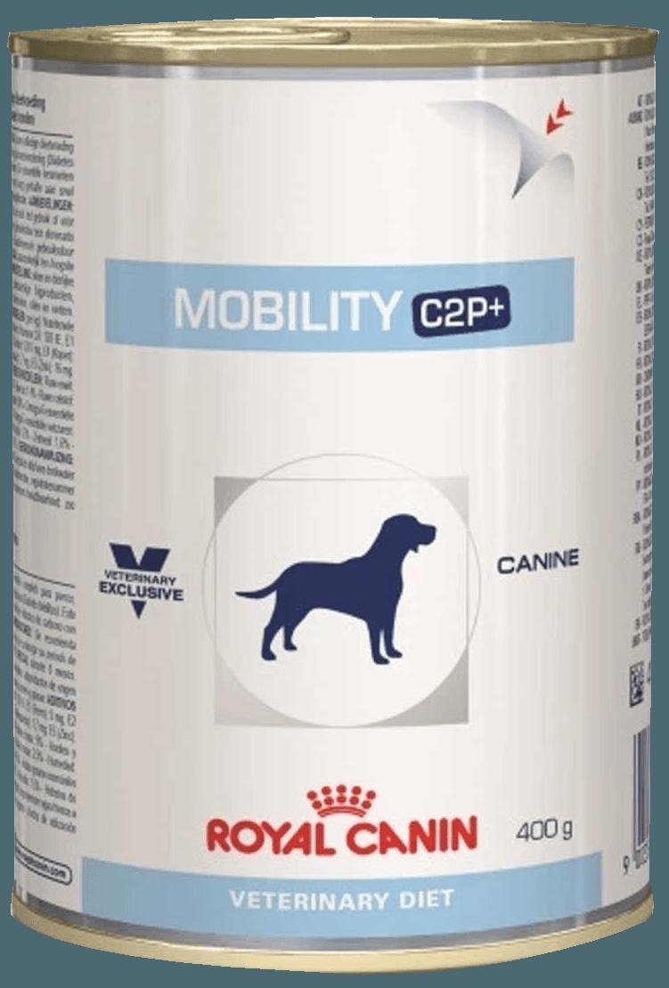 Влажные корма Консервы для собак, Royal Canin MOBILITY MC25 C2P+, при заболеваниях опорно-двигательного аппарата 619400.png