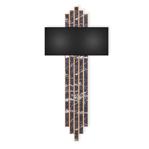 Настенный светильник Venice by Light Room ( черный )