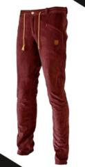 Брюки для скалолазания Hi-Gears The Cliff Corduroy Pants dark red (темно-красные)