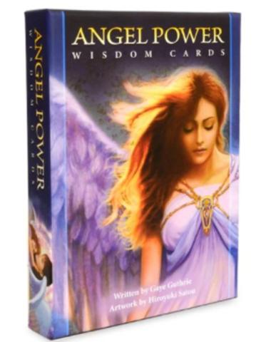 Оракул Мудрости и силы Ангелов