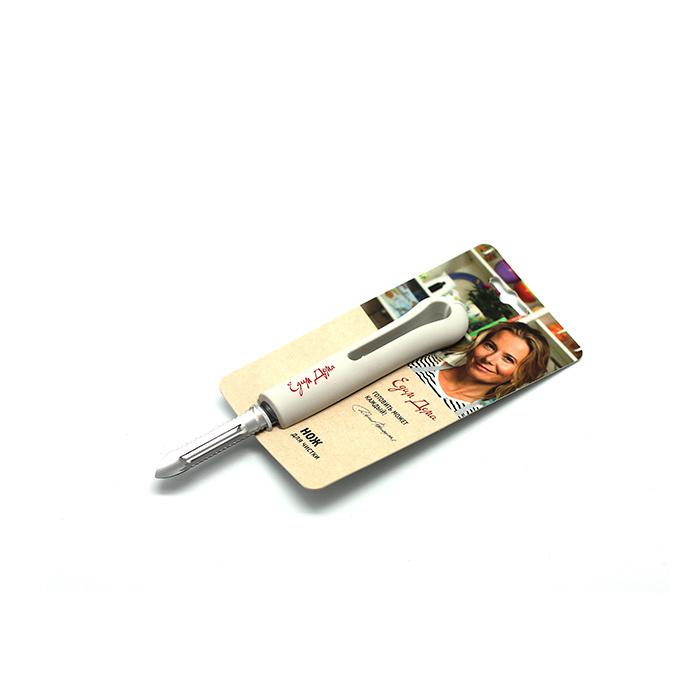 Нож для чистки, артикул ED242, производитель - Едим Дома