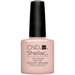 UV Гелевое покрытие CND Shellac Uncovered, 7,3 мл