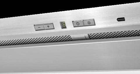 Встраиваемая вытяжка Kuppersberg INBOX 73 X