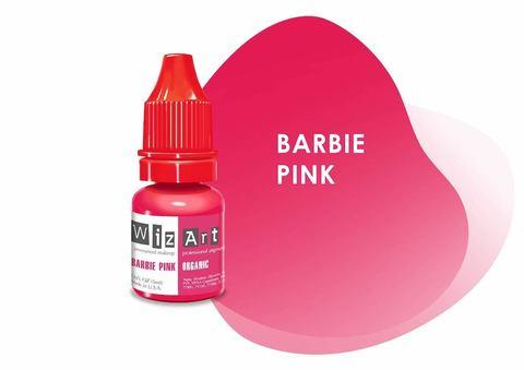 Barbie Pink (игривый розовый) • Wizart Organic • пигмент для губ