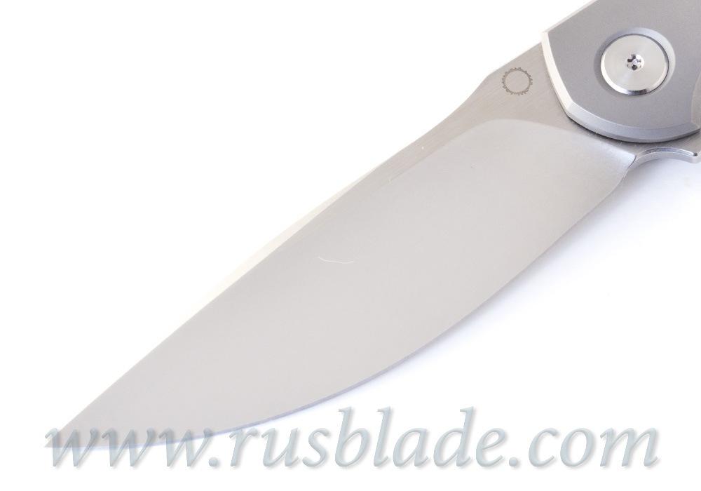 CKF MKAD Meta knife (M390, Ti) - фотография